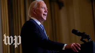WATCH: Biden delivers remarks on national security