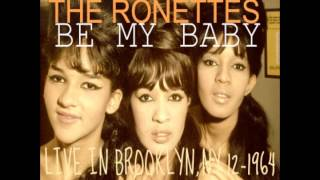The Ronettes - Be My Baby (Live at the Brooklyn Fox 1964)
