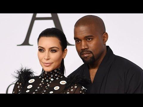 Kim Kardashian & Kanye West REACT To Taylor Swift's