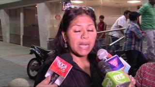 Angie Silva fue golpeada en la zona rosa de Guayaquil