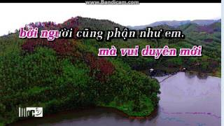 dang do tinh buon (thieu giong nam)