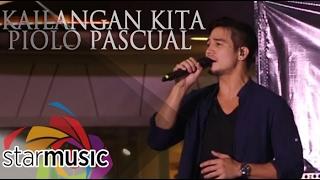 Piolo Pascual - Kailangan Kita (Greatest Themes Album Launch)