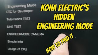 Video-Search for engineering mode