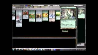 Magic: The Gathering - Deck Building Session: Kuldotha Green