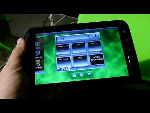 Dell Streak 7 Tablet erster Eindruck