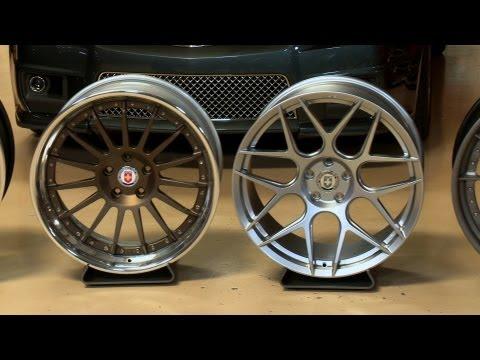 Custom High Performance Wheels - Jay Leno's Garage