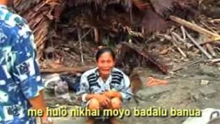 Lagu Nias GEMPA dan TSunami Nias Aceh