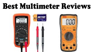 Best Multimeter Review 2018