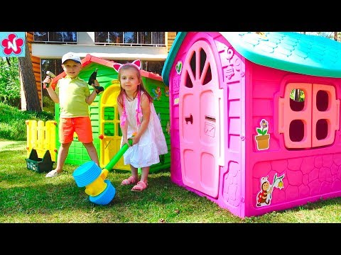 nil-and-nelly-build-playhouses