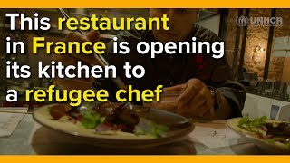 France: Diners get an east west delight at Refugee Food Festival launch