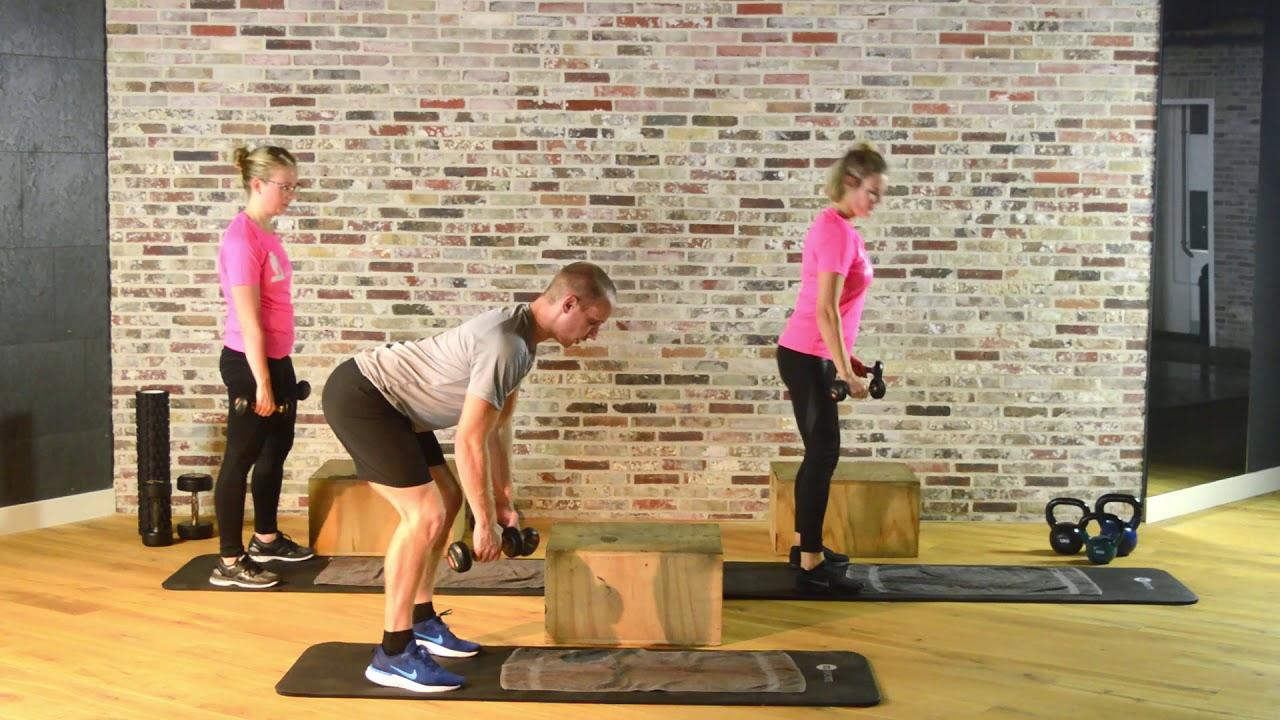 Workout 3 | Lifestyle Change