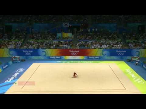 Anna Bessonova clubs 2008 olympic games Beijing