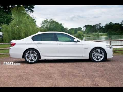 2011 bmw 5 series sedan with m sport package youtube. Black Bedroom Furniture Sets. Home Design Ideas