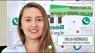 HF Brasil Entrevista - Giulia Gobbo Rodrigues (Banana)