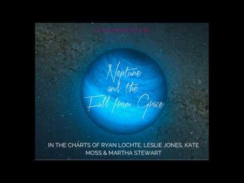 Neptune Transits in the charts of Ryan Lochte, Leslie Jones, Kate Moss & Martha Stewart