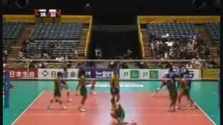 Volleyball Rotations 5-1 Setter Follows: Attacks, Combinations, Pipe, Spike, Quicks