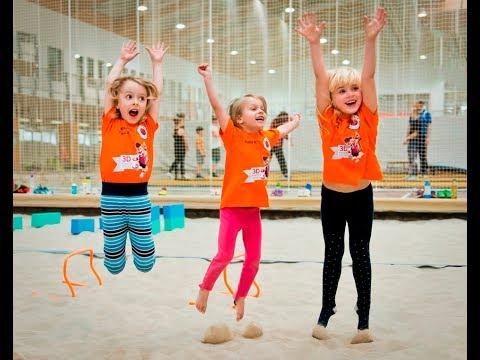 3D-Kindersport beim Dresdner SC