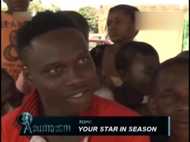 Your Star in season - Asumasem on Adom TV (19-9-18)