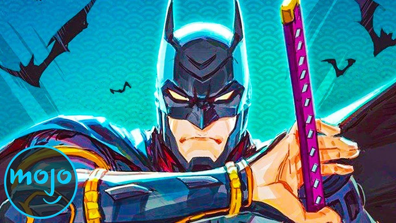 Download Top 10 Best Animated Batman Movies