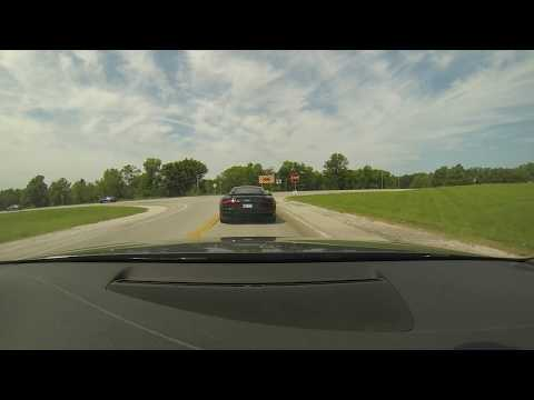 Audi Club of Kansas City - Tour de State Line to Paola, KS