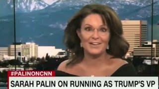sarah palin has wild moment of clarity