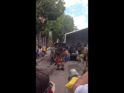 Native American Dancers - Colorado Springs