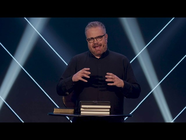 May 3, 2020: Overcoming Anxiety - Justin Frailey
