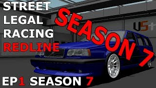 5 POT TURBO WAGON?!? - Street Legal Racing Redline S7 - EP1