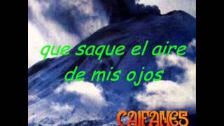 Caifanes - Ayer Me Dijo Un Ave (con letra)