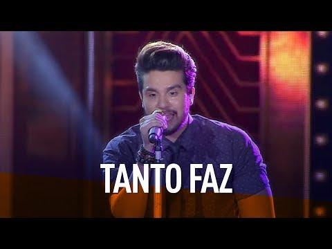 Luan Santana - Tanto Faz (DVD Festeja Brasil 2016) [Vídeo Oficial]