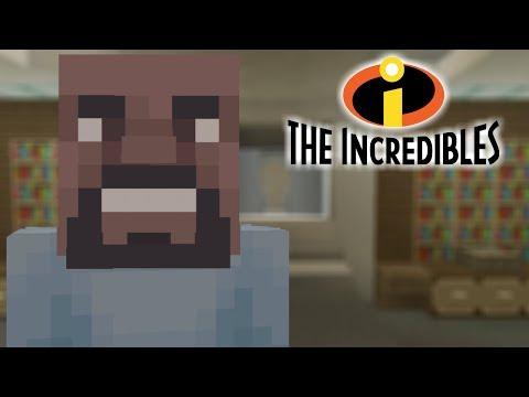 Minecraft Incredibles: