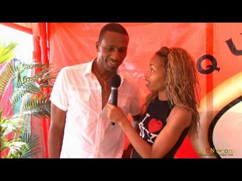 Kaja Interviews Leon Robinson, Actor & Artiste