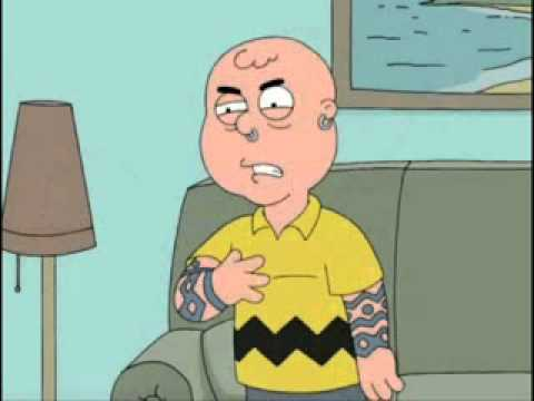 Family Guy - Charlie Brown Reunion (ENGLISH)