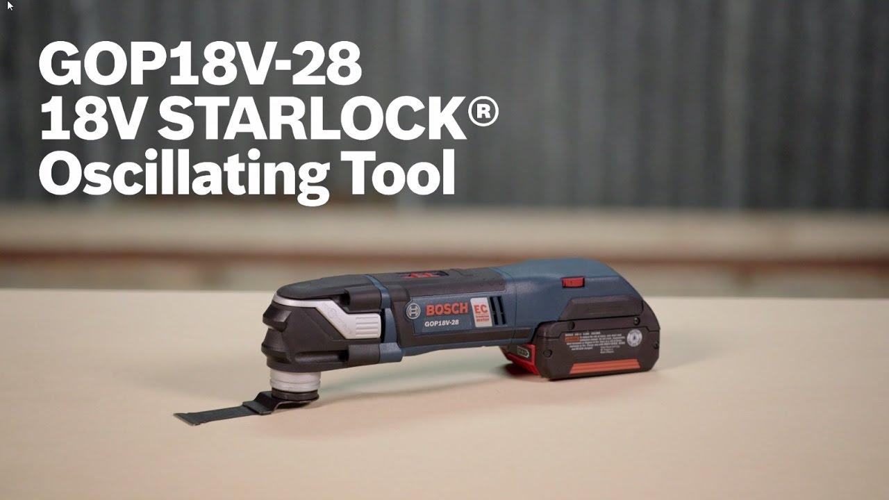 14a75fd2b7b54 Bosch GOP18V-28 Product Video - YouTube
