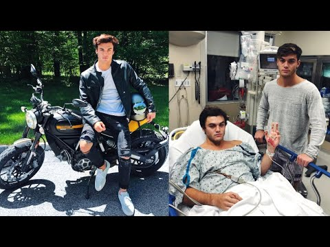 Ethan Dolan 'Completely Fine' After Motorcycle Crash
