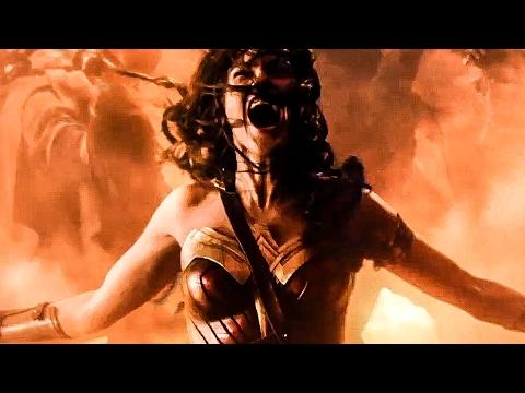 WONDER WOMAN 'Fight' TV Spot Trailer (2017)