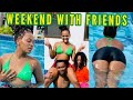 Gambar cover WEEKEND  with friends  / Enjoy Kama tulivyo Enjoy