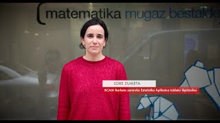 """Zientzialari 157- Lore Zumeta:""""Biziraupenerako analisiak lesio bat izateko arriskua estima dezake"""""""