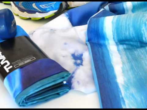 TUVA Microfiber Towel.mov