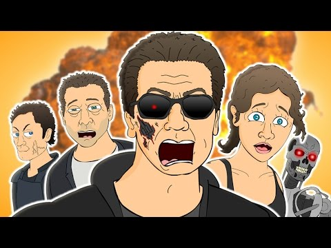 ♪ TERMINATOR GENISYS THE MUSICAL - Animation Song Parody streaming vf