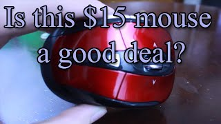 Gearhead Wireless Optical Mouse Review