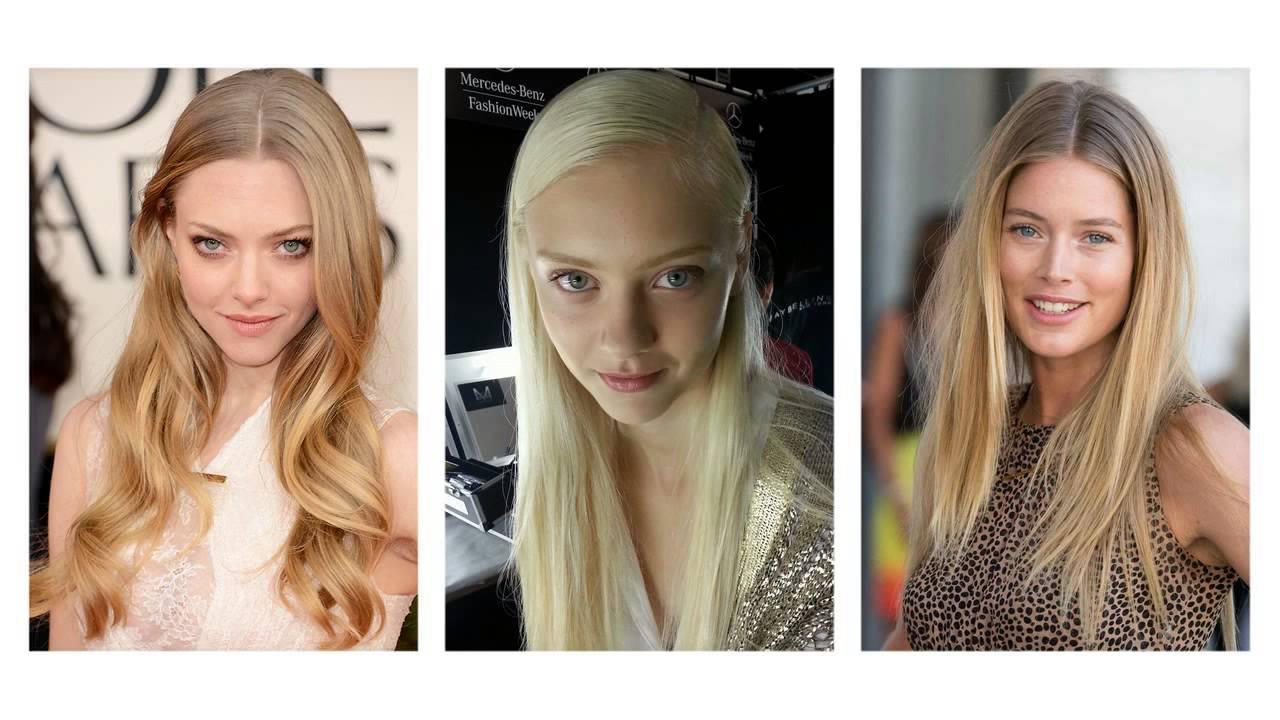 Frisuren Für Blonde Haare YouTube