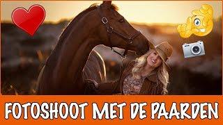 EVE, VITO EN GEORGE IN 1 VIDEO!   PaardenpraatTV