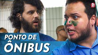 PONTO DE ÔNIBUS | PARAFERNALHA