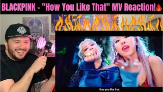 "BLACKPINK - ""How You Like That"" MV Reaction! (Half Korean Reacts)"