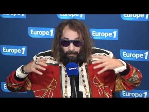 Interview de Sébastien Tellier par Nikos Aliagas - Europe 1