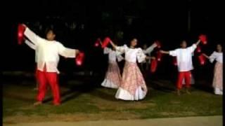 Philippine Folk Dance Pandanggo Oasiwas