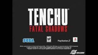 Tenchu: Fatal Shadows PlayStation 2 Trailer -