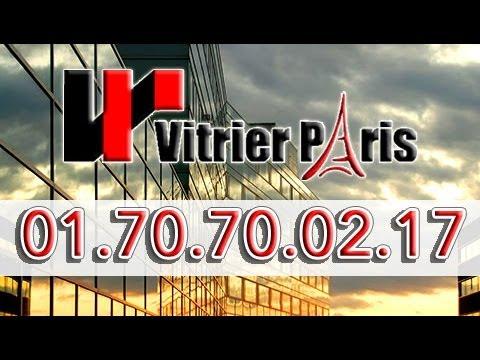 Miroitier Paris 15 eme Arrondissement -- [Video HD] Vitrerie Paris 15