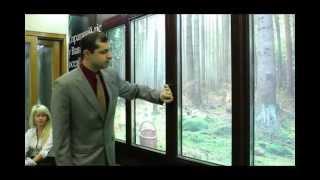 Rein Holz: окна из натурального дерева(Деревянные окна Rein Holz: описание и демонстрация производственных возможностей и технологических особеннос..., 2013-03-14T15:40:57.000Z)